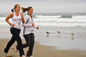 Běhání a hubnutí
