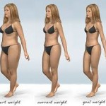 Jak zhubnout 10 kg