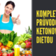 Kompletní průvodce ketonovou dietou. Jak vypadá ketonová dieta a co přináší?