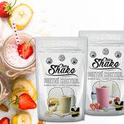 Chia Shake - koktejly smrazem sušeným ovocem